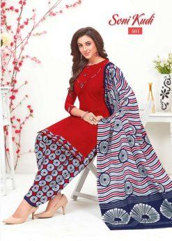 navkar fab soni kudi vol 4 cotton patiyala unstitched dress materials 16