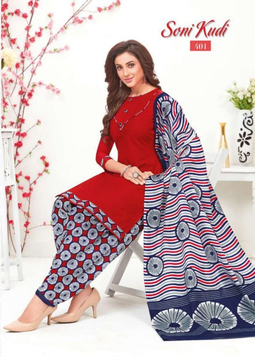navkar fab soni kudi vol 4 cotton patiyala unstitched dress materials 1