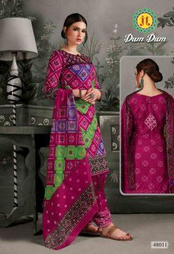JT fashion present of printed dumdum vol 48 dress materials 27