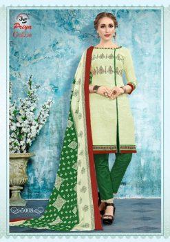 JS Priya Gulzar vol 5 cotton Dress material catalog 22