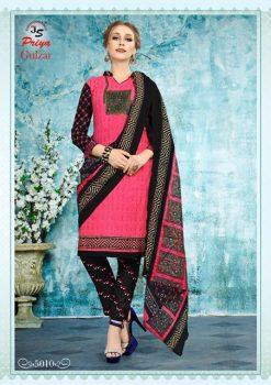 JS Priya Gulzar vol 5 cotton Dress material catalog 25