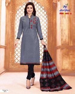 Nand Gopal Mangoes Vol 8 cotton print 26