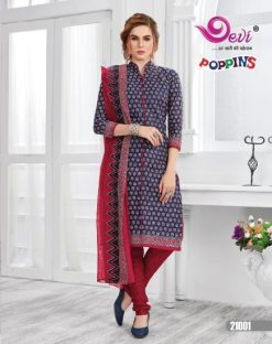 Devi Poppins vol 21 cotton print 14