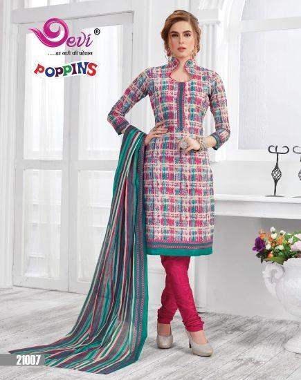 Devi Poppins vol 21 cotton print 3