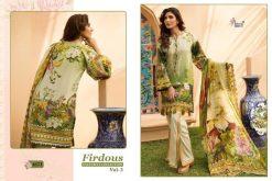 shree fab firdous exclusive collection vol 3 cotton print suit wholesaler 19