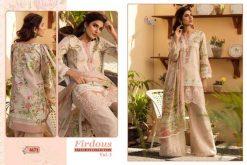 shree fab firdous exclusive collection vol 3 cotton print suit wholesaler 23