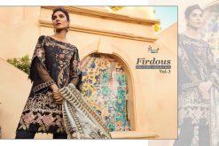 shree fab firdous exclusive collection vol 3 cotton print suit wholesaler 28