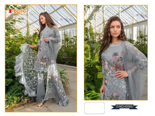 Rosemeen Cross Lawn Cambric Cotton Pakistani Collection 2
