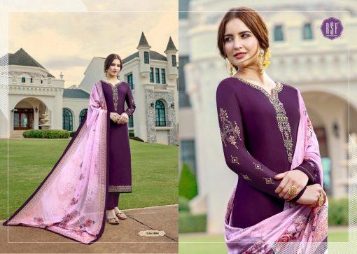 Rsf Gulal Designer Salwar Suits With Designer Dupatta 5