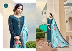 Rsf Gulal Designer Salwar Suits With Designer Dupatta 12