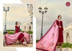 Rsf Gulal Designer Salwar Suits With Designer Dupatta 14