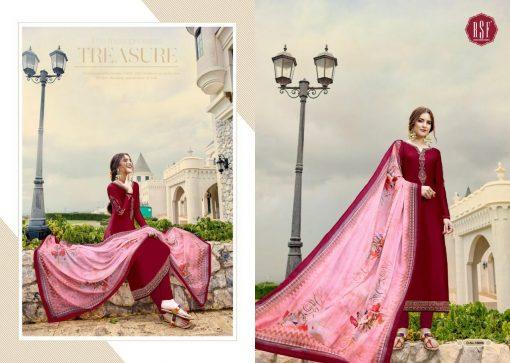Rsf Gulal Designer Salwar Suits With Designer Dupatta 6