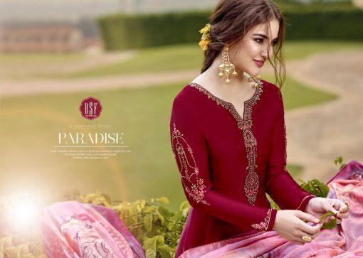 Rsf Gulal Designer Salwar Suits With Designer Dupatta 1