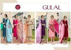 Rsf Gulal Designer Salwar Suits With Designer Dupatta 17