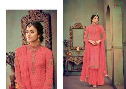 kesari trendz zaina vol 4 brasso exclusive salwar kameez in surat dealer 17