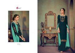 kesari trendz zaina vol 4 brasso exclusive salwar kameez in surat dealer 19