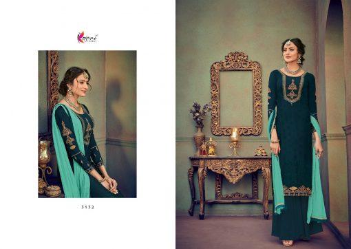 kesari trendz zaina vol 4 brasso exclusive salwar kameez in surat dealer 7