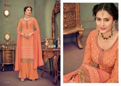 kesari trendz zaina vol 4 brasso exclusive salwar kameez in surat dealer 22