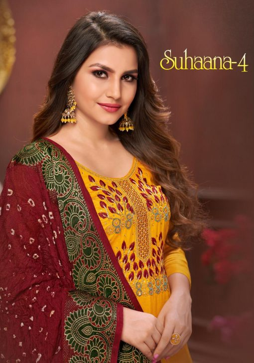 utsav suits suhaana vol 4 cotton daily wear suit collection 1