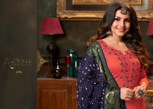 utsav suits suhaana vol 4 cotton daily wear suit collection 2