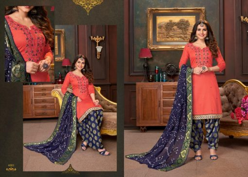 utsav suits suhaana vol 4 cotton daily wear suit collection 3