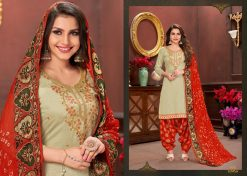 utsav suits suhaana vol 4 cotton daily wear suit collection 17