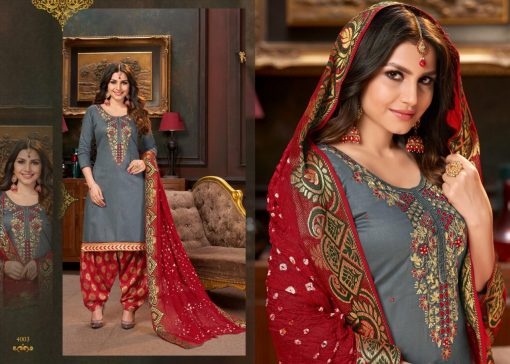 utsav suits suhaana vol 4 cotton daily wear suit collection 5