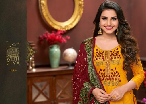 utsav suits suhaana vol 4 cotton daily wear suit collection 7