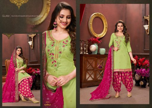 utsav suits suhaana vol 4 cotton daily wear suit collection 10