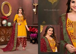utsav suits suhaana vol 4 cotton daily wear suit collection 19