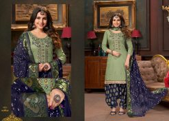 utsav suits suhaana vol 4 cotton daily wear suit collection 20