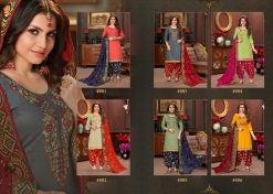 utsav suits suhaana vol 4 cotton daily wear suit collection 22