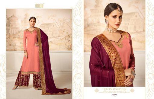 amirah banaras vol 5 indian designer latest salwar kameez catalog supplier 2
