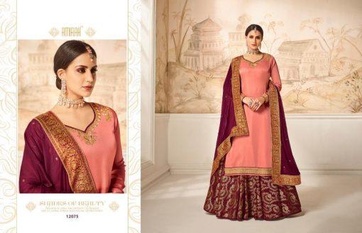 amirah banaras vol 5 indian designer latest salwar kameez catalog supplier 5