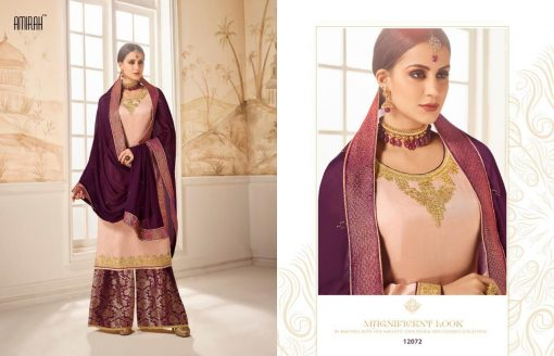 amirah banaras vol 5 indian designer latest salwar kameez catalog supplier 9
